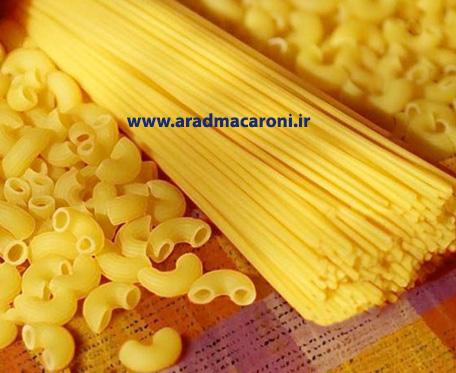 پخش عمده ماکارونی رشته ای اسپاگتی