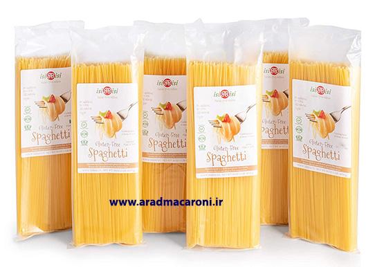 عرضه عمده ماکارونی رشته ای اسپاگتی